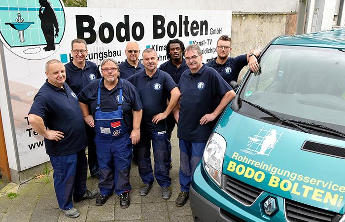 Bodo Bolten Monteure 2018